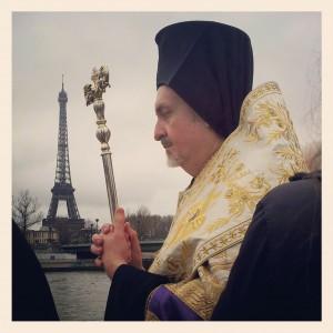 Митрополит Галльский Эммануил. Фото: Антон Гелясов