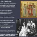 Годовщина убийства Государя Императора Николая II и царской семьи