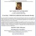 ÉCOLE D'ICONOGRAPHIE ORTHODOXE