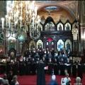 Видеозапись концерта: Православные Русские Песнопения