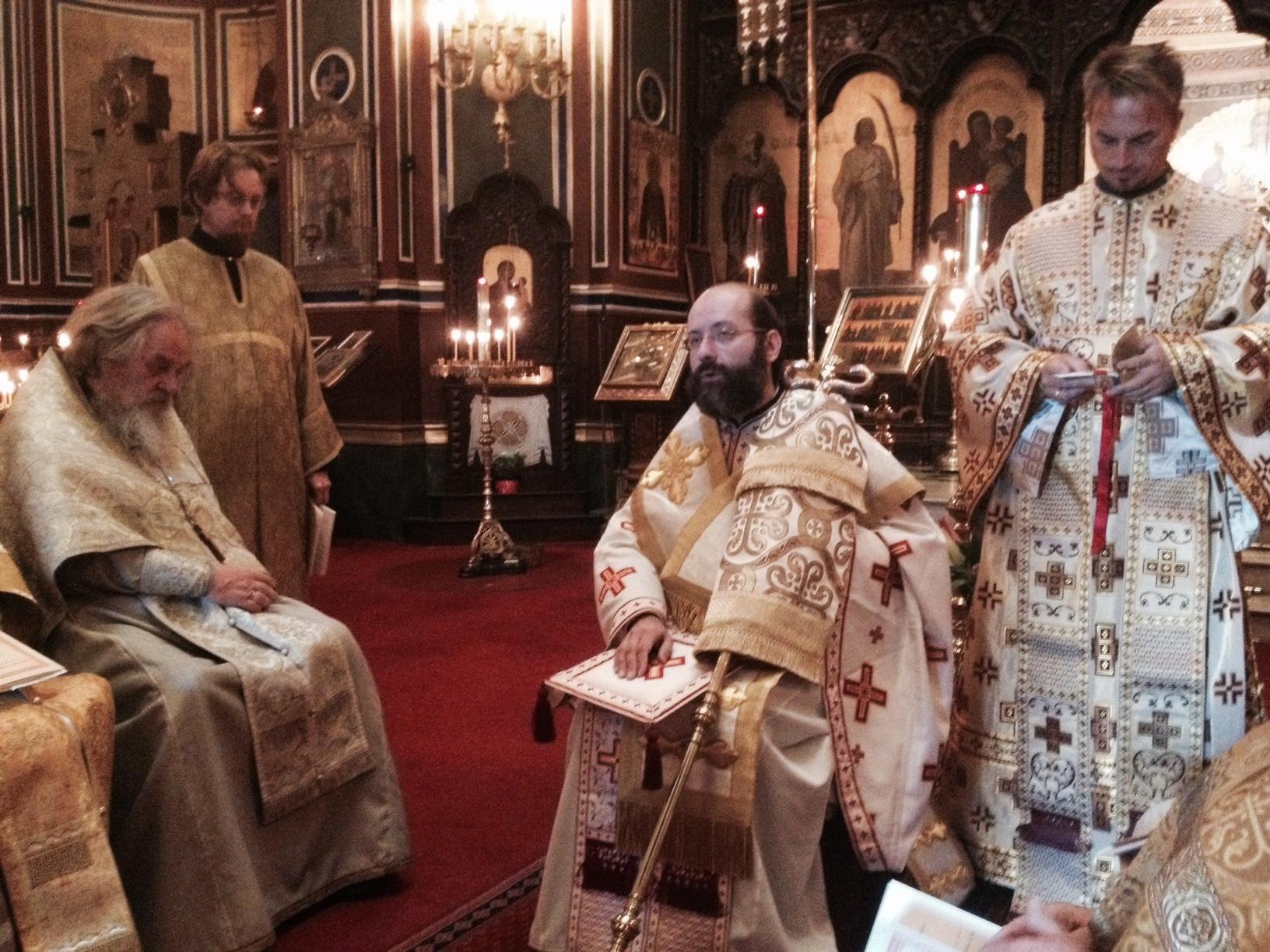 совершение евхаристии в апостольское время