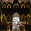 Rénovation de l'iconostase