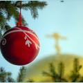 Новогодний благодарственный молебен