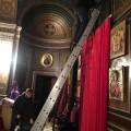 Restauration de l'iconostase